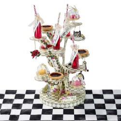 Truly Alice- Cupcake stand