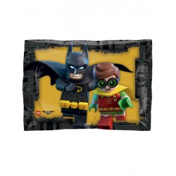 Μπαλόνι φόιλ Lego Batman junior shape