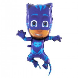 Supershape PJ Masks Catboy Foil μπαλόνι 111 εκ
