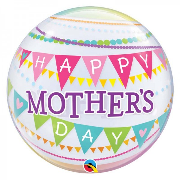 Bubble Happy Mother Day 56 εκ