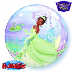 Bubble μονό The Princess and The Frog