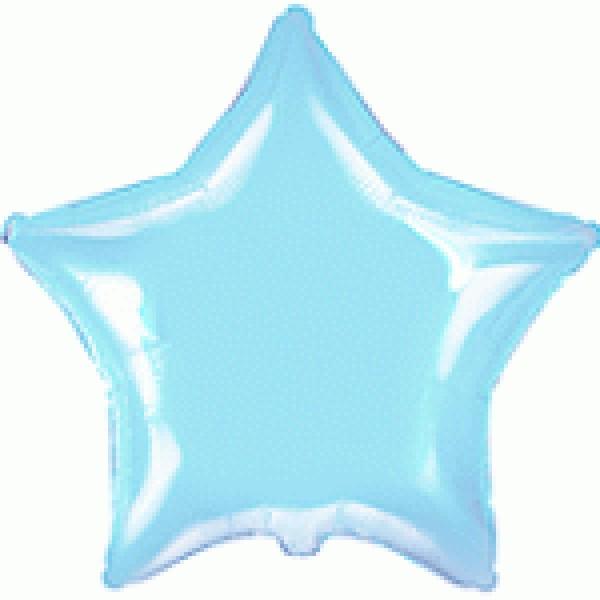 Μπαλόνι Φοιλ 18 Αστέρι - Σιελ 46 εκ