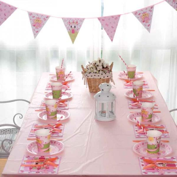 Σετ για πάρτυ 16 ατόμων Princess Party