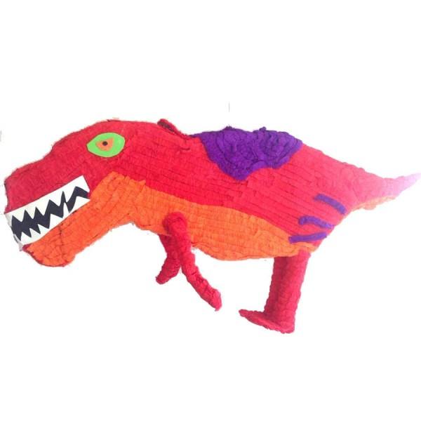 Τρισδιάστατη πινιάτα δεινόσαυρος κόκκινος  8cf7cff3c19