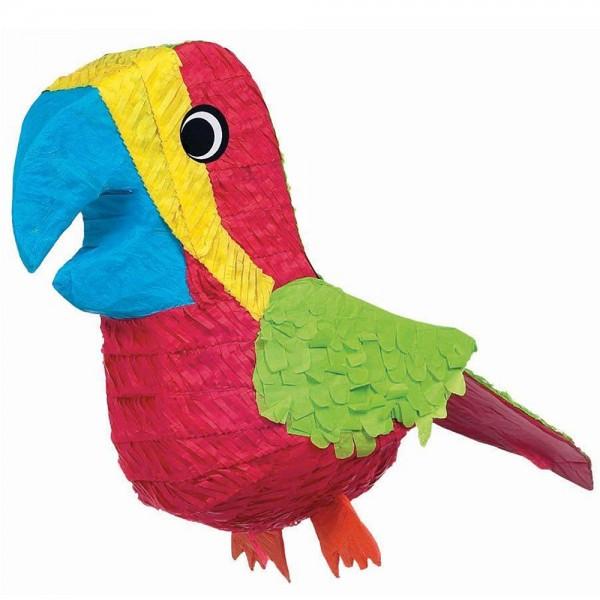 Τρισδιάστατη Πινιάτα παπαγάλος πολύχρωμος  e32408a7685