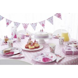 Talking Tables™  Full Pack Party kit 16 ατόμων  ''Princess Party''