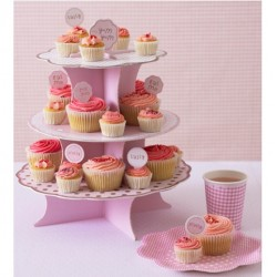 Talking Tables™ Party kit 16 ατόμων ''Pink & Mix''